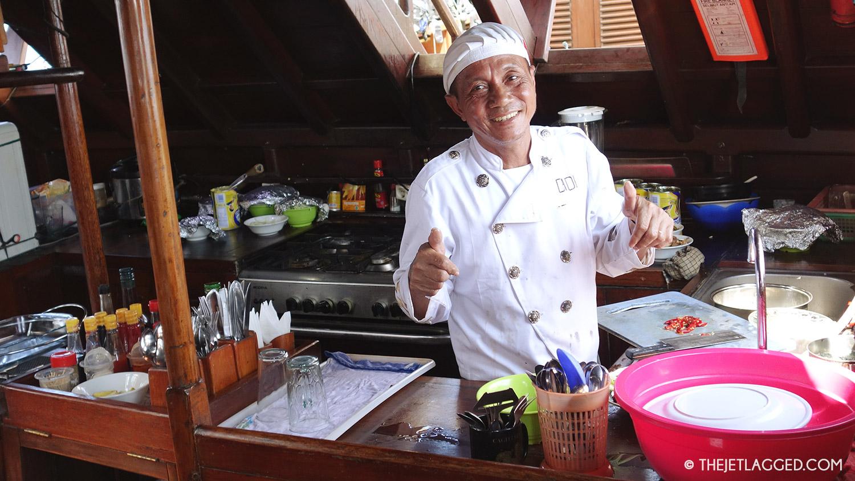 Raja Ampat Chef