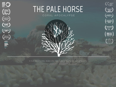 Poster The Pale Horse - Coral Apocalypse (A short film about coral bleaching)