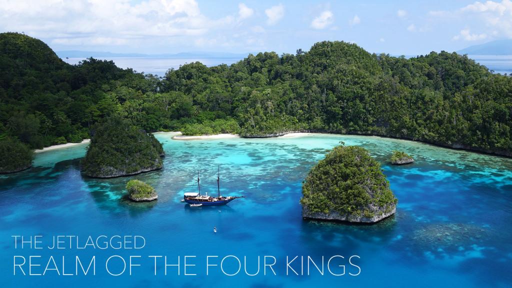 Raja Ampat marine national park
